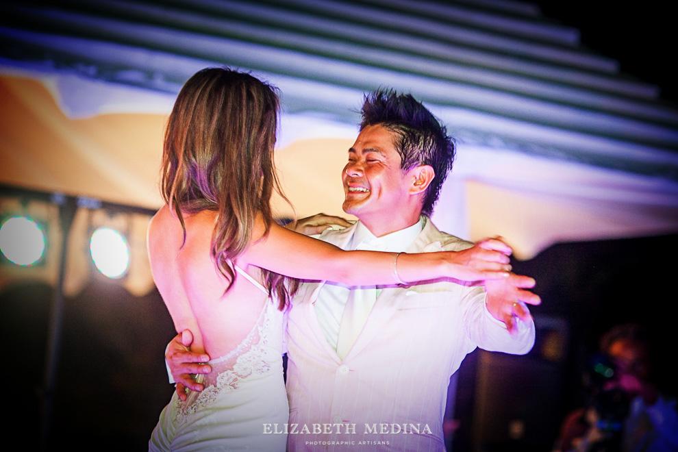 elizabeth medina banyan tree wedding072 Photographer Banyan Tree Mayakoba, Destination Wedding