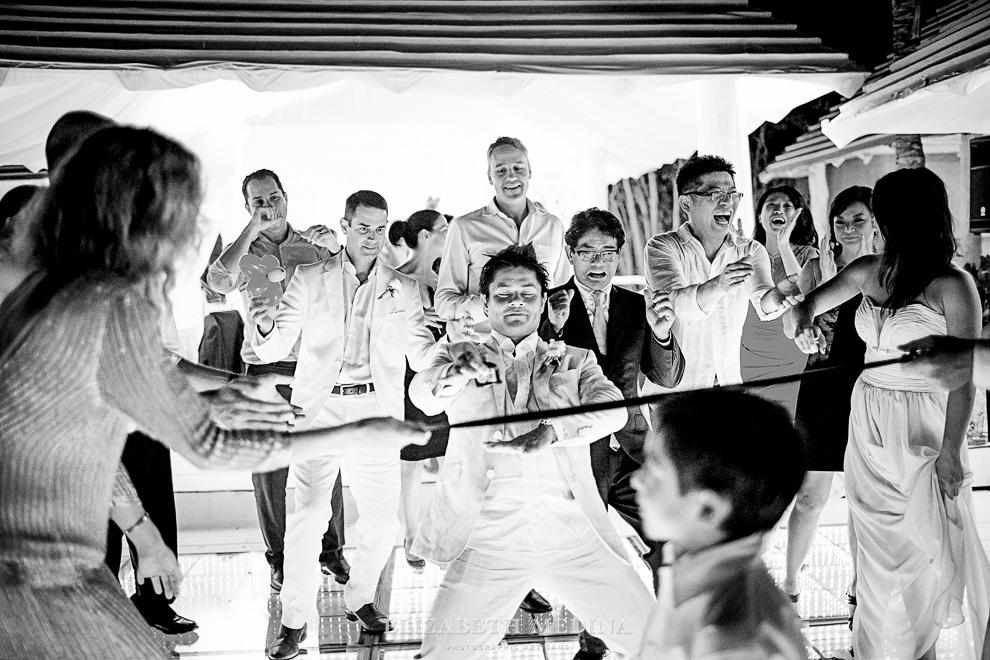 elizabeth medina banyan tree wedding081 Photographer Banyan Tree Mayakoba, Destination Wedding