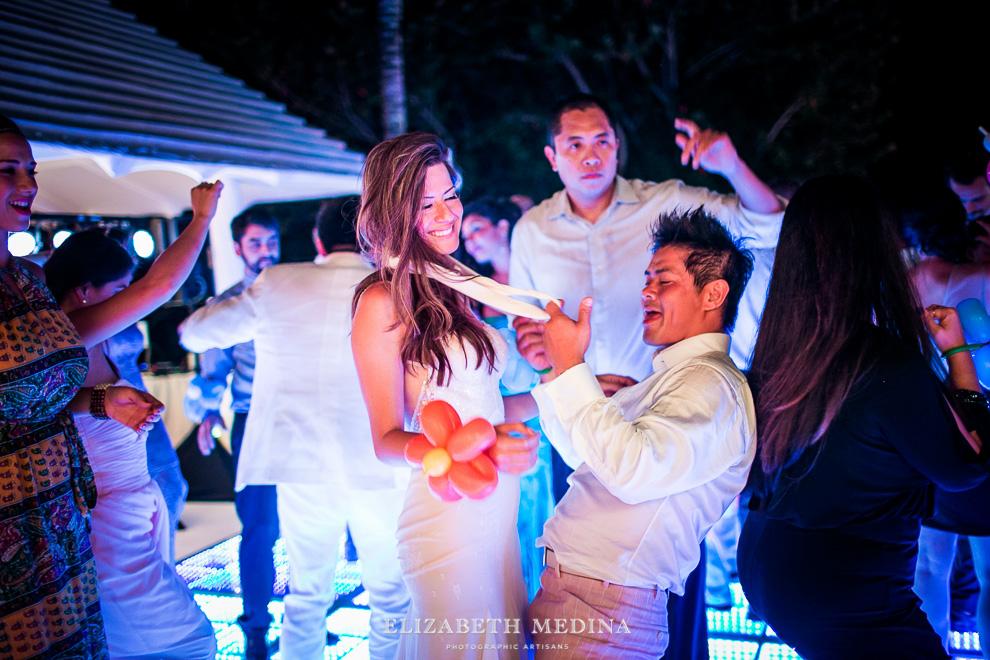 elizabeth medina banyan tree wedding086 Photographer Banyan Tree Mayakoba, Destination Wedding