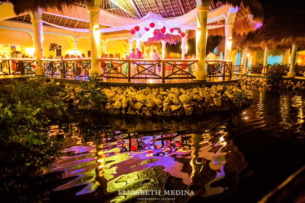 Elizabeth Medina Photography Grand Palladium Wedding 6 Dylan And Ally Mayan Riviera At The