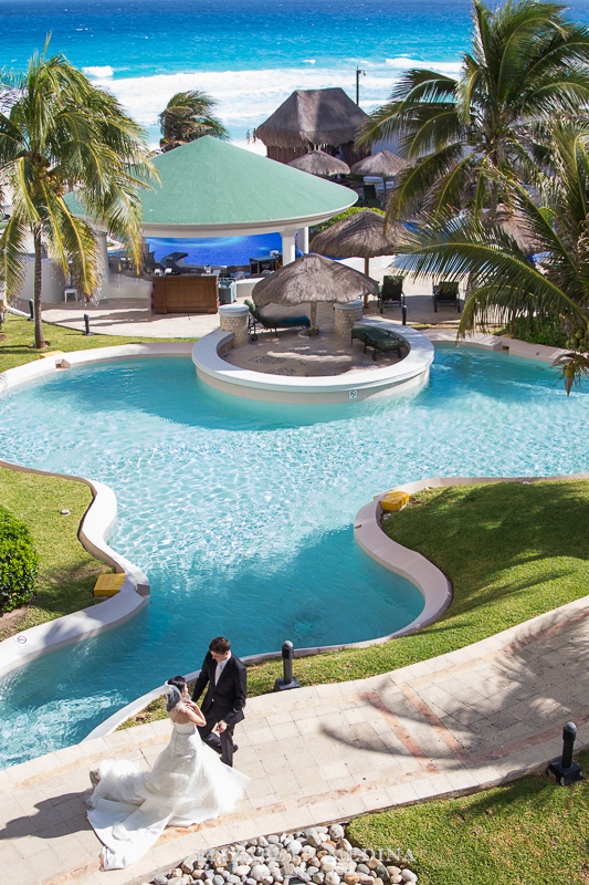 cancun_wedding_casa_magna_elizabeth_medina_020 Cancun Wedding Photographs, Casa Magna Marriott, 01 30 2015