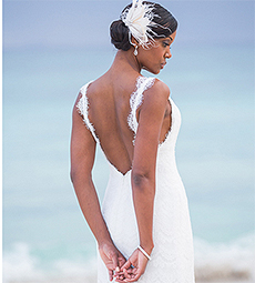 Destination Wedding in Mexico, Tasha and Andre, The Royal Playa del Carmen