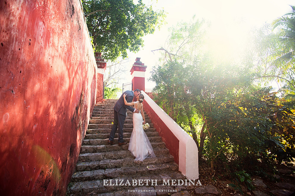 hacienda_wedding_elizabeth medina___1021 Hacienda Temozon Destination Wedding, Elisa and Jason 02 14 2015