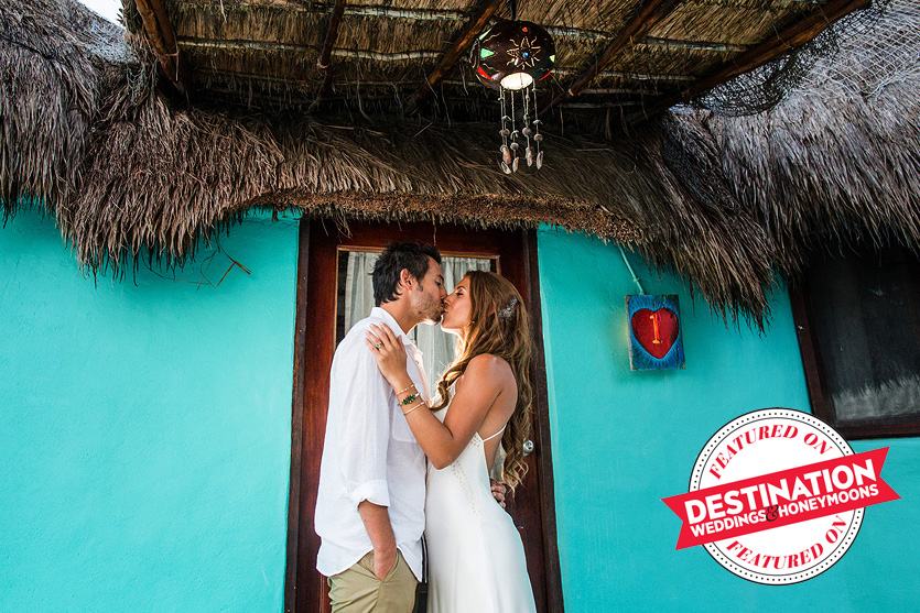 tulum mayan ceremony elizabeth medina photography destination wedding