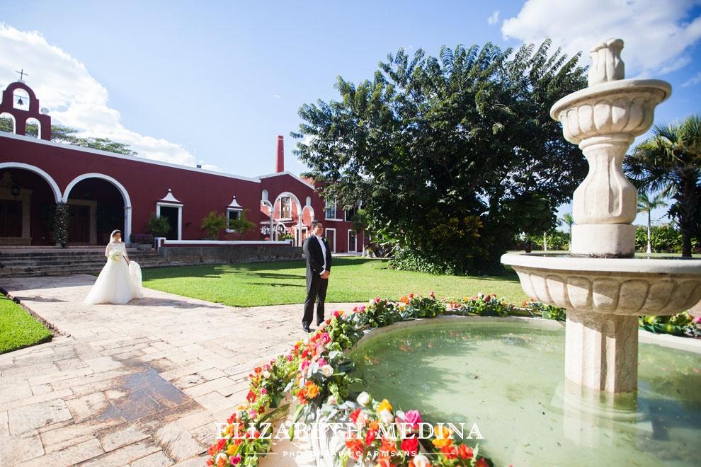 elizabeth medina san diego cutz wedding 818 Boda en Merida Hacienda,  Andrea y Alejandro, destination wedding fotografia de Elizabeth Medina