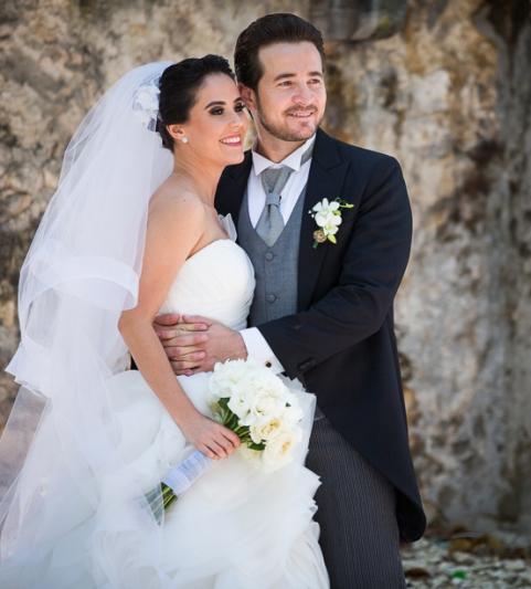 chichi suarez boda merida elizabeth medina