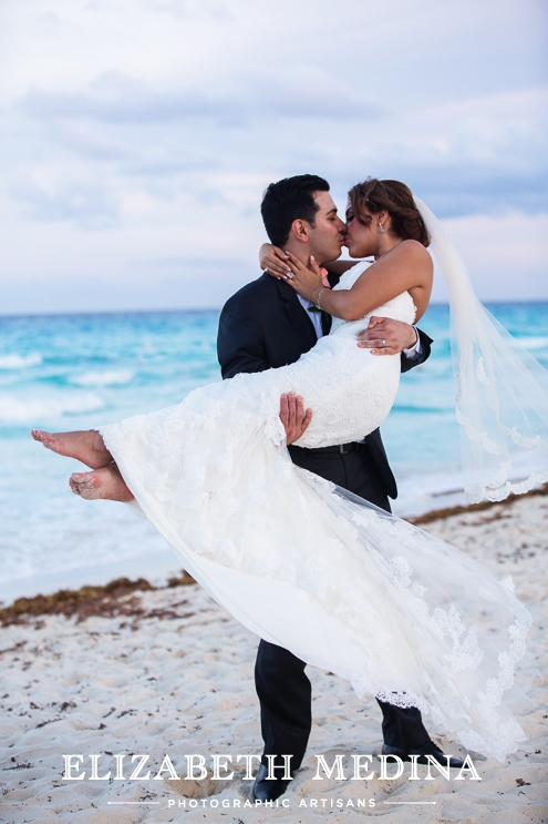 mexico photographer cancun wedding elizabeth medina 517 Cancun Wedding and Trash the Dress Photography, Secrets the Vine Resort
