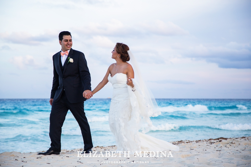 mexico photographer cancun wedding elizabeth medina 826 Cancun Wedding and Trash the Dress Photography, Secrets the Vine Resort