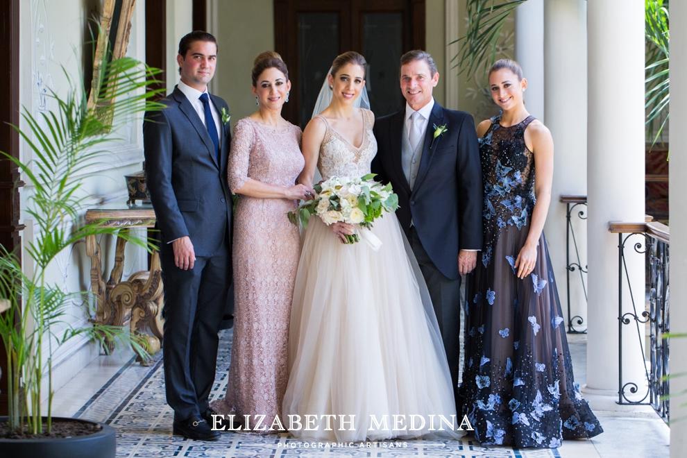 yucatan country club wedding elizabeth medina_637 Isabella and Gerardo, Yucatan Country Club Wedding