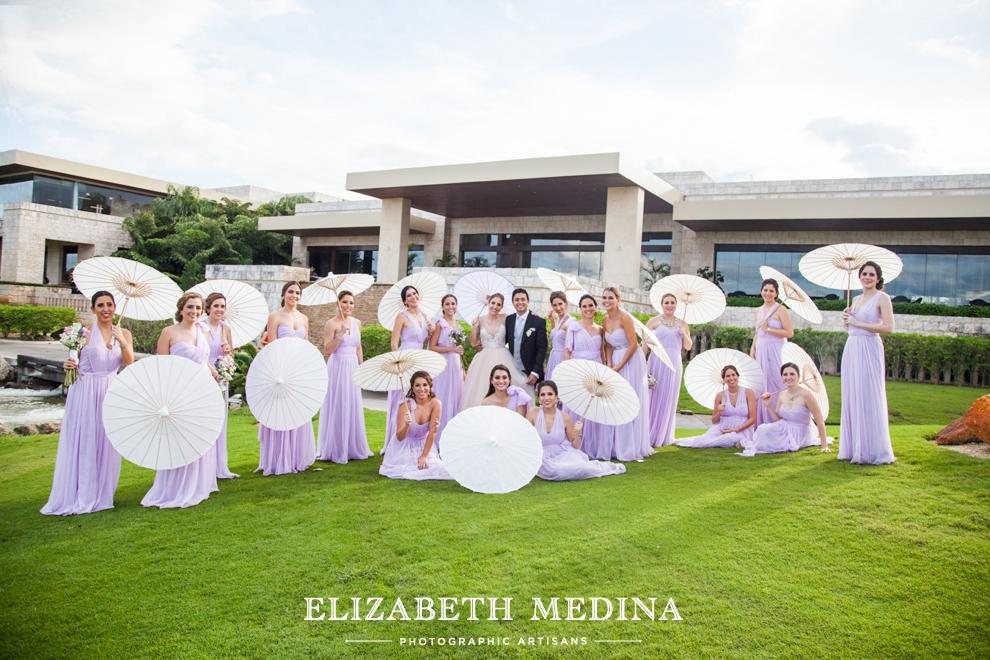 yucatan country club wedding elizabeth medina_650 Isabella and Gerardo, Yucatan Country Club Wedding