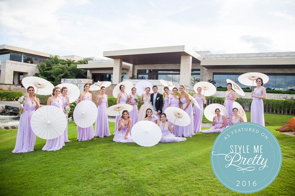 yucatan country club wedding