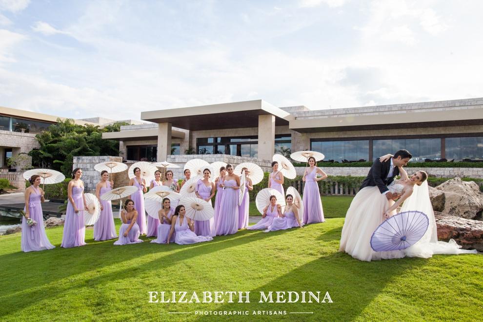 yucatan country club wedding elizabeth medina_651 Isabella and Gerardo, Yucatan Country Club Wedding