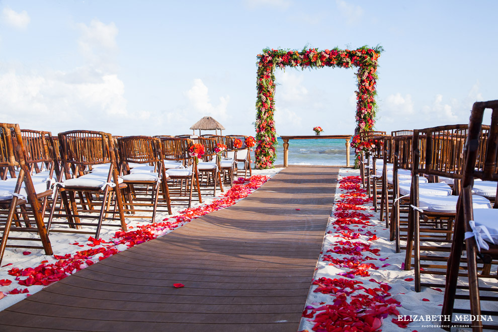 viceroy riviera maya destination wedding elizabeth medina 018 2 Beach Fiesta, Kelsey and Guillermo, Viceroy Riviera Maya, Playa del Carmen, Mexico