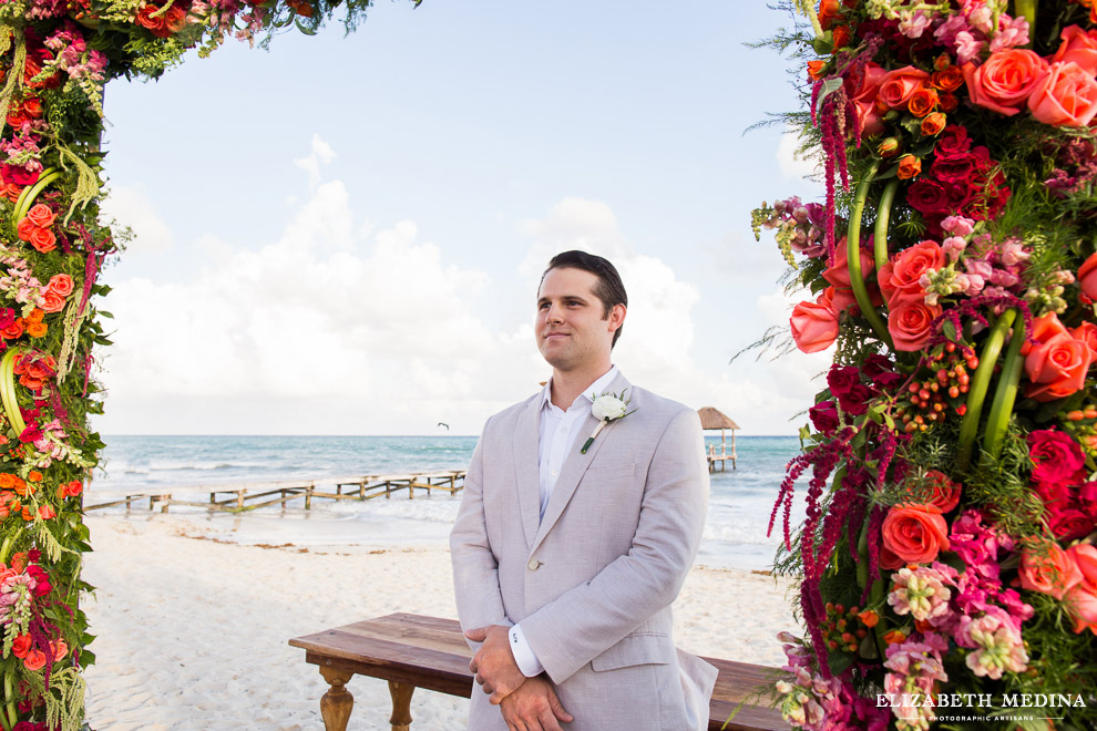 viceroy riviera maya destination wedding elizabeth medina 023 2 Beach Fiesta, Kelsey and Guillermo, Viceroy Riviera Maya, Playa del Carmen, Mexico