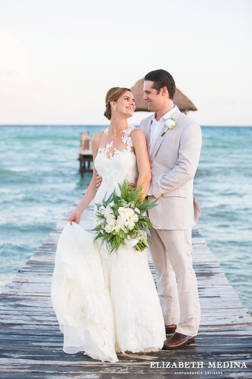 viceroy riviera maya destination wedding elizabeth medina 039 2 Beach Fiesta, Kelsey and Guillermo, Viceroy Riviera Maya, Playa del Carmen, Mexico
