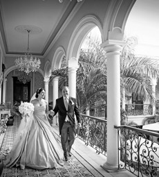 Elegant Merida Wedding, Lizbeth and Massimiliano, Hacienda San Diego Cutz Wedding