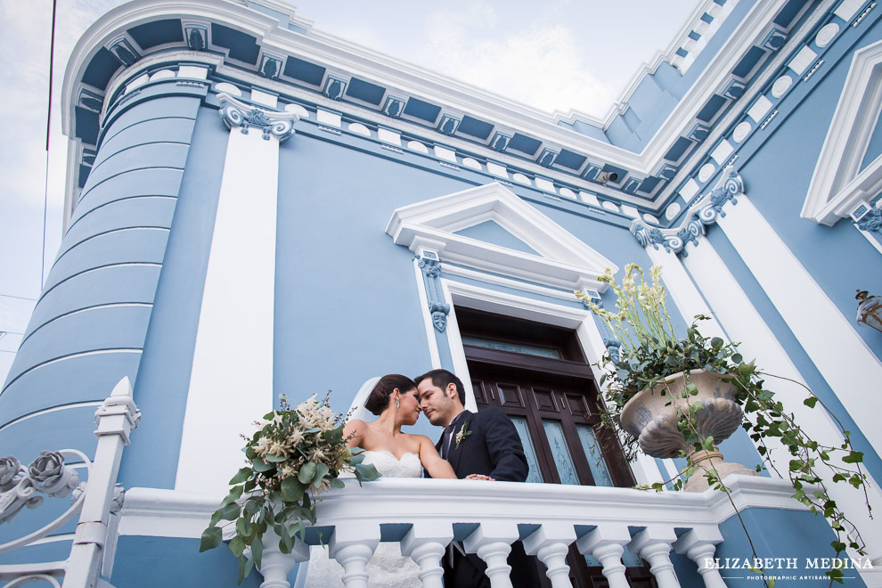 Casa Azul, Merida Yucatan wedding photography
