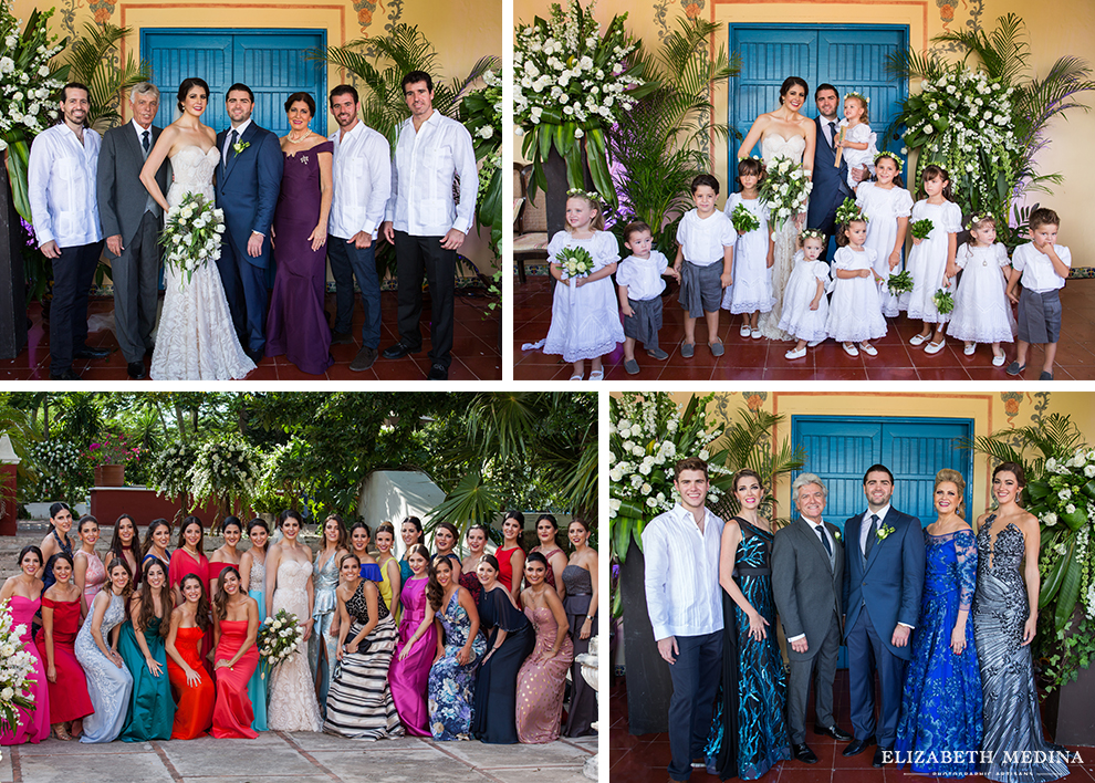 yucatan photographer elizabeth medina photography_002 Yucatan Hacienda Wedding Photography, Nena y Mario