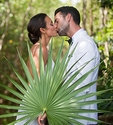 Banyan Tree Mayakoba Destination Wedding