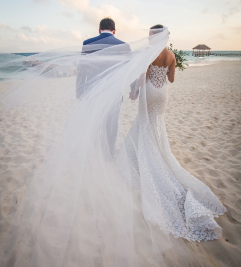 Playa del Carmen Photographer,  Kira and Trey's Viceroy Rivera Maya Wedding
