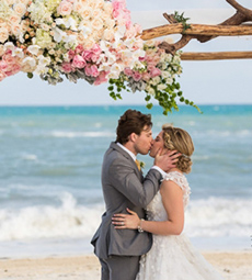 Rosewood Mayakoba Wedding, photographer Elizabeth Medina