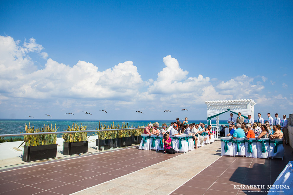 Mayan Riviera Photographer Azul Sensatori Wedding 015 Sky Deck
