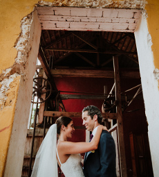 Hacienda Ochil Wedding Magic, Ana y Vincent