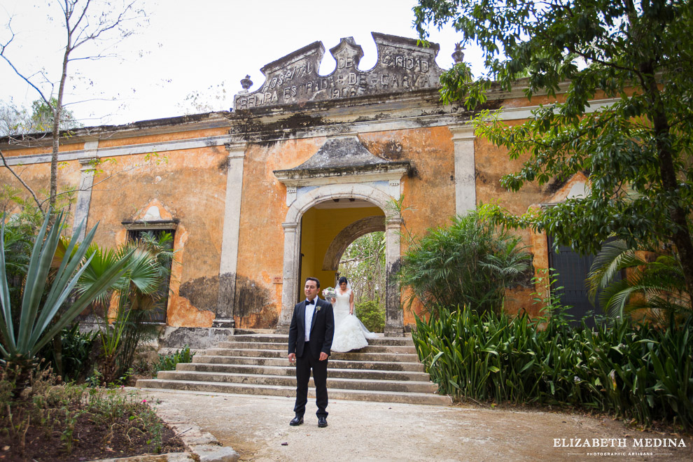 uayamon campeche destination mexico elizabeth medina 021 Travel Wedding, Campeche Hacienda Uayamon, Devra and Joey