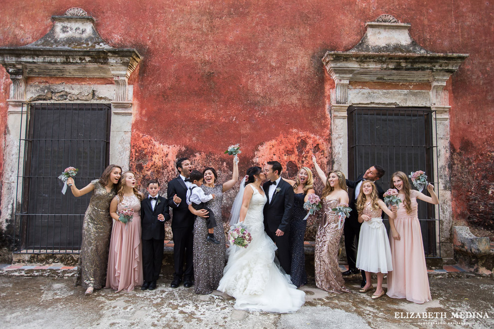 uayamon campeche destination mexico elizabeth medina 047 Travel Wedding, Campeche Hacienda Uayamon, Devra and Joey