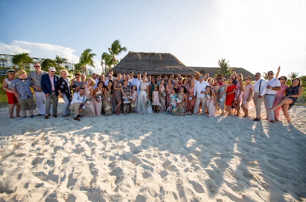 918_349 The Finest Playa Mujeres Wedding,  Jasmine and Alejandro