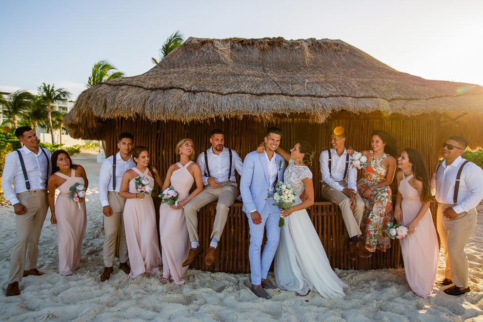 918_434 The Finest Playa Mujeres Wedding,  Jasmine and Alejandro