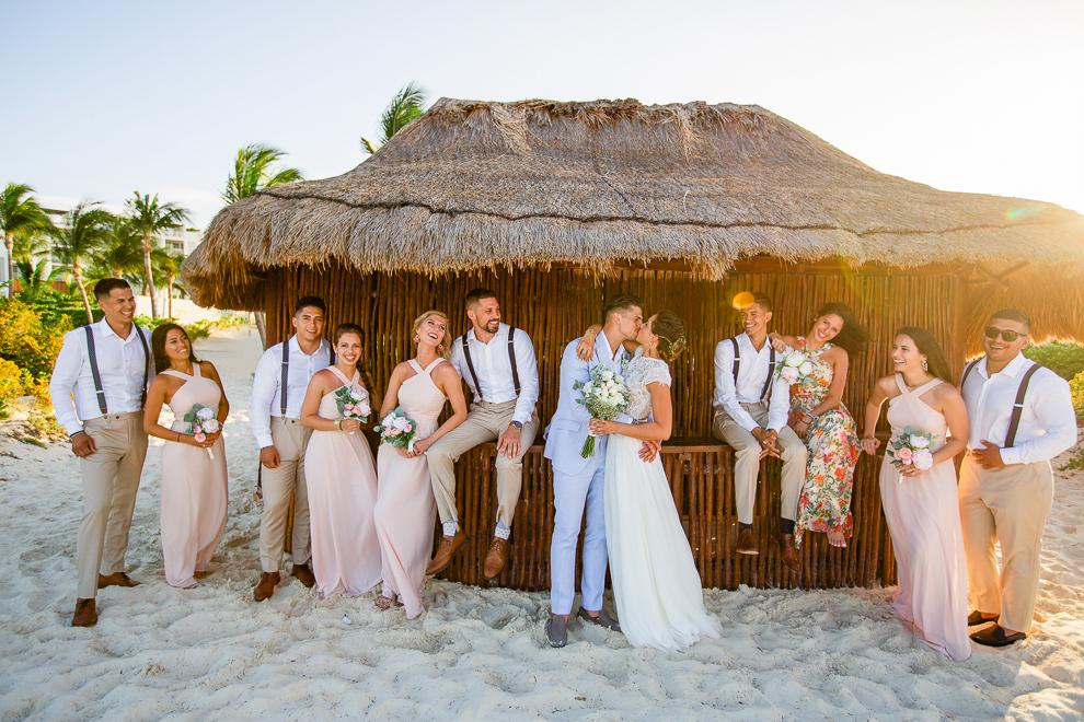 918_435 The Finest Playa Mujeres Wedding,  Jasmine and Alejandro