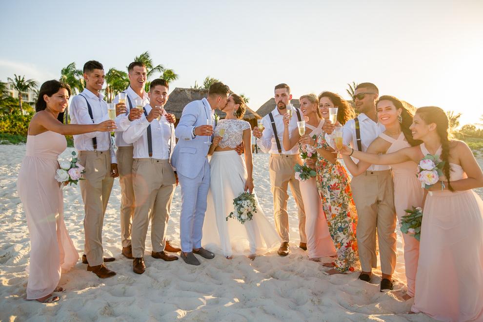 918_463 The Finest Playa Mujeres Wedding,  Jasmine and Alejandro
