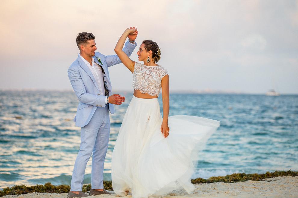 918_545 The Finest Playa Mujeres Wedding,  Jasmine and Alejandro