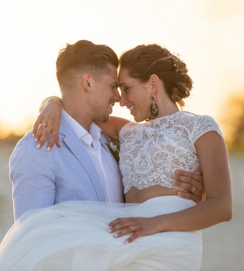 The Finest Playa Mujeres Wedding,  Jasmine and Alejandro