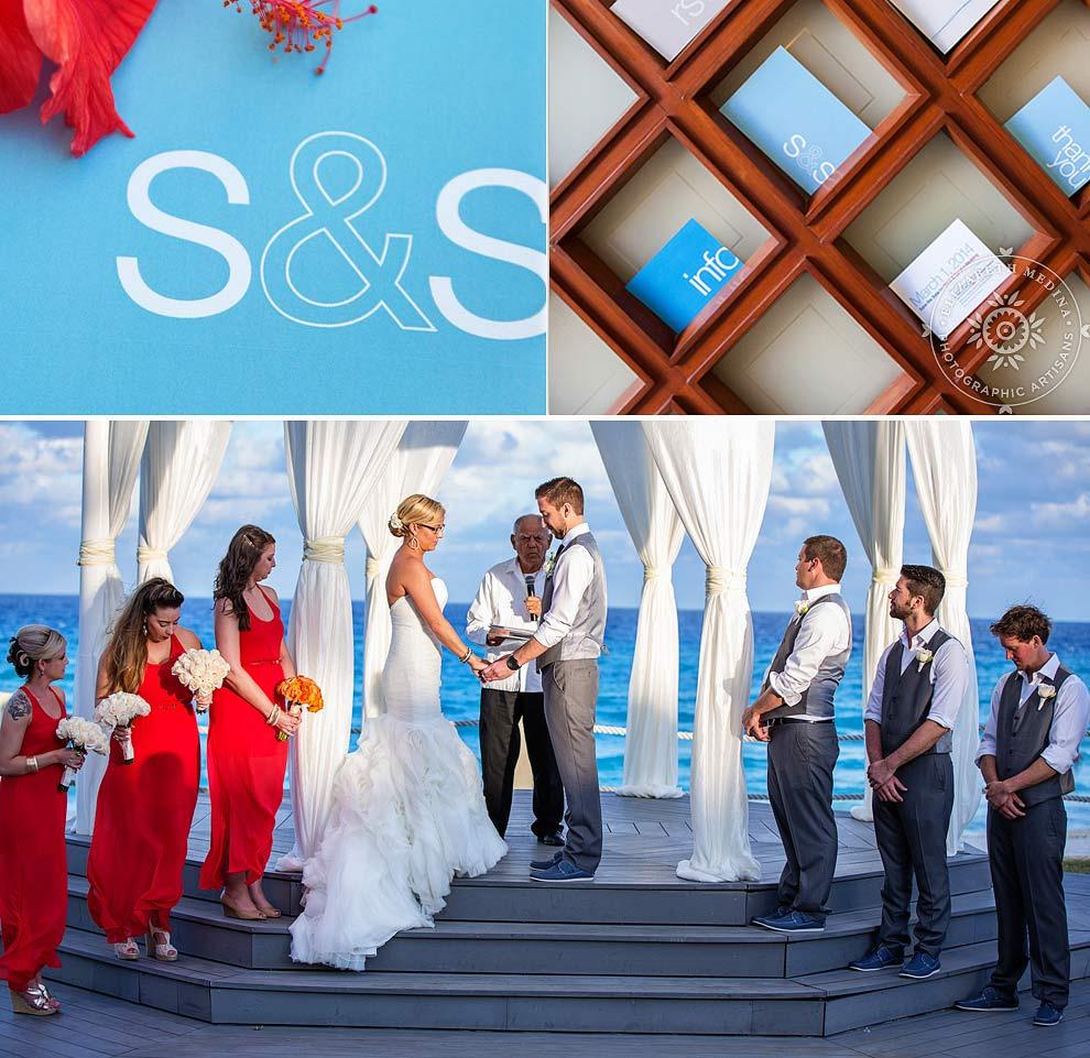 Cancun Wedding Photos Elizabethmedina 001 Photography In Paradisus Sarah And Steve 03 01