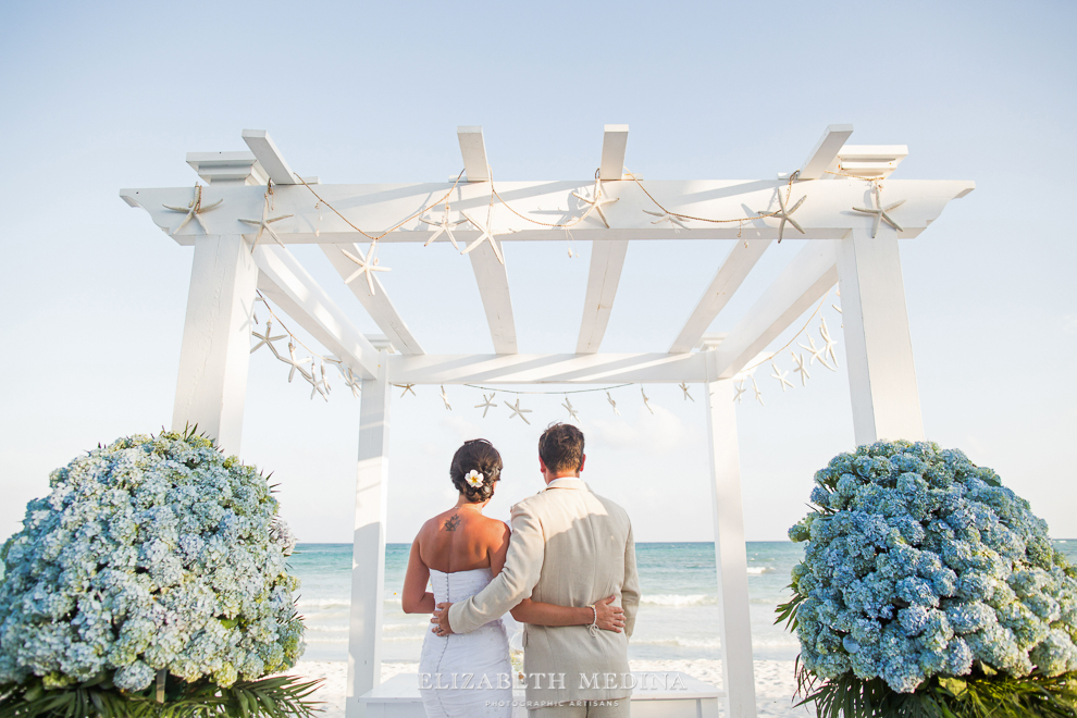 Grand Palladium Wedding Elizabeth Medina Photography Dylan And Ally Mayan Riviera