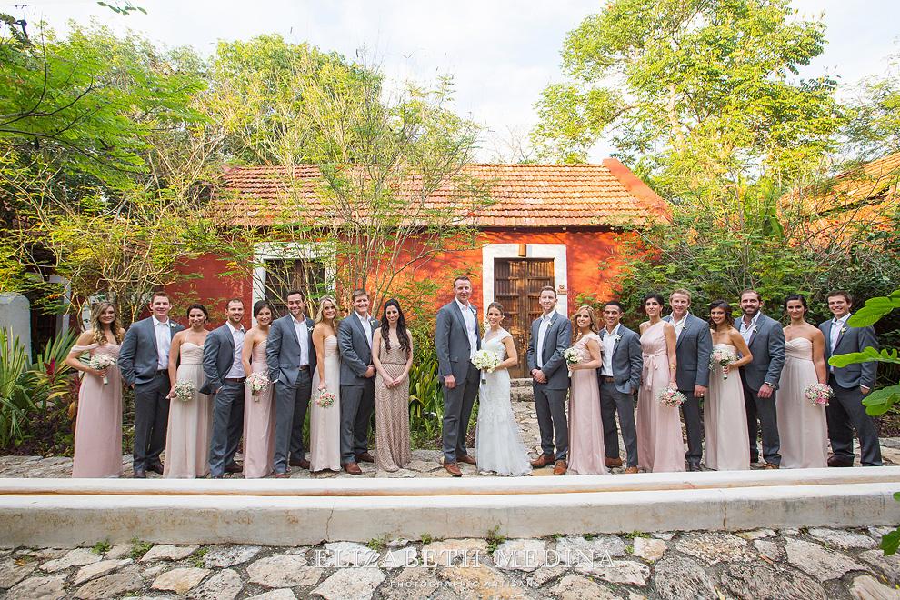 hacienda_wedding_elizabeth medina___1043 Hacienda Temozon Destination Wedding, Elisa and Jason 02 14 2015