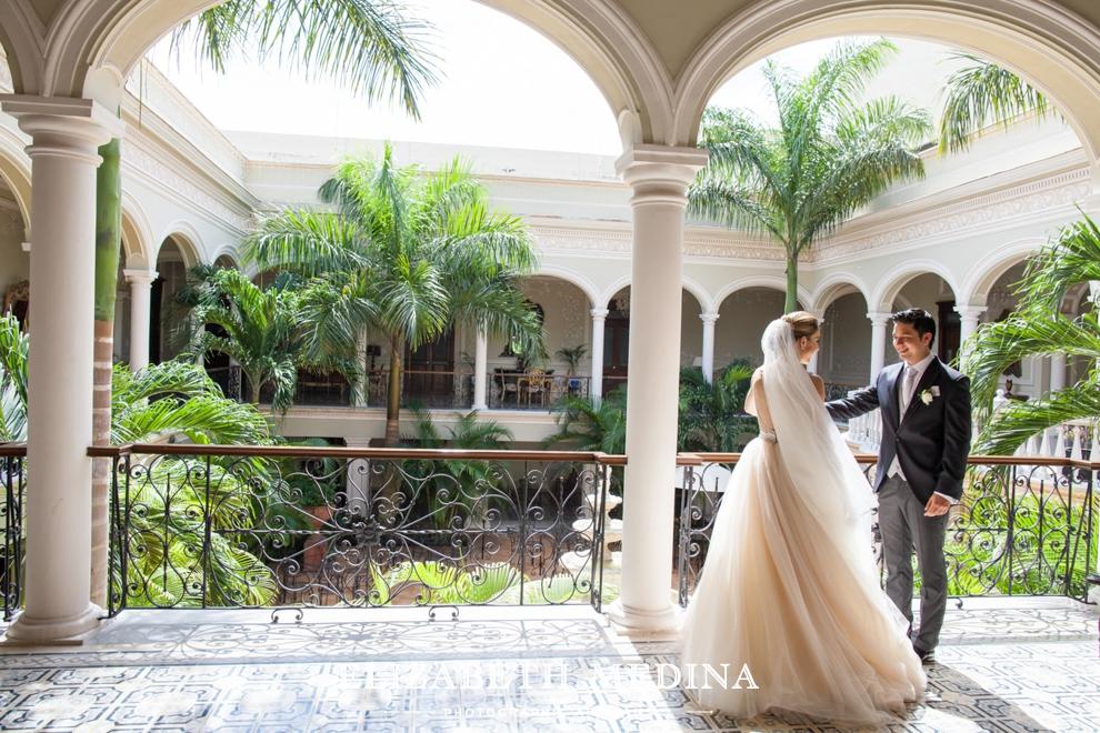 yucatan country club wedding elizabeth medina_636 Isabella and Gerardo, Yucatan Country Club Wedding