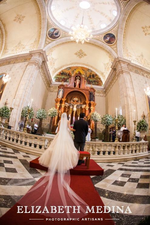 yucatan country club wedding elizabeth medina_639 Isabella and Gerardo, Yucatan Country Club Wedding