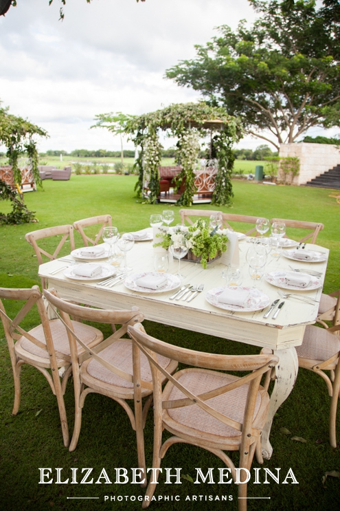 yucatan country club wedding elizabeth medina_665 Isabella and Gerardo, Yucatan Country Club Wedding