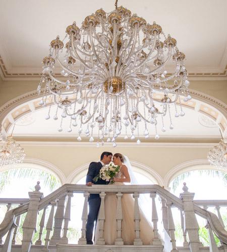 Isabella and Gerardo, Yucatan Country Club Wedding