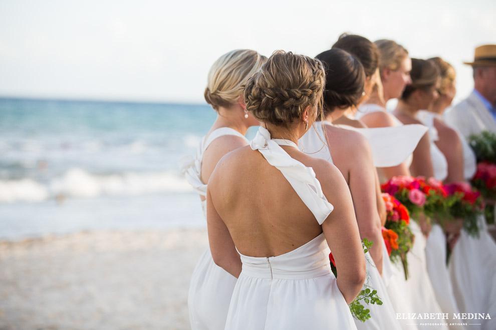 viceroy riviera maya destination wedding elizabeth medina 028 2 Beach Fiesta, Kelsey and Guillermo, Viceroy Riviera Maya, Playa del Carmen, Mexico