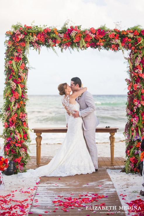 viceroy riviera maya destination wedding elizabeth medina 031 2 Beach Fiesta, Kelsey and Guillermo, Viceroy Riviera Maya, Playa del Carmen, Mexico