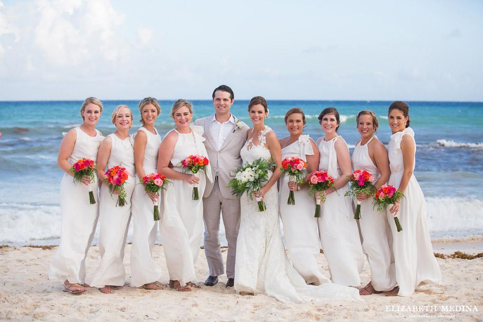 viceroy riviera maya destination wedding elizabeth medina 035 2 Beach Fiesta, Kelsey and Guillermo, Viceroy Riviera Maya, Playa del Carmen, Mexico