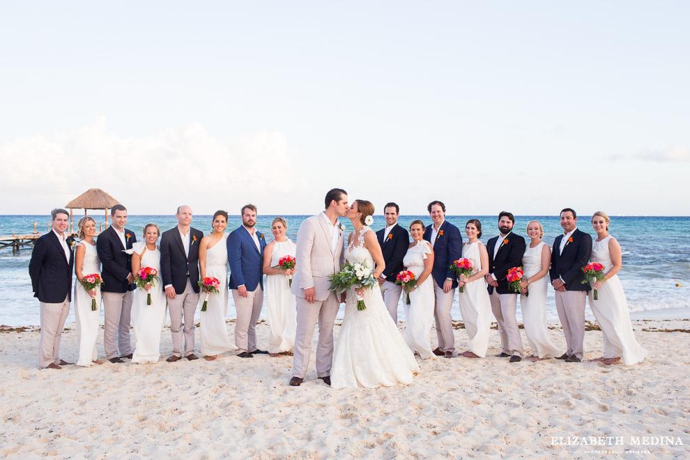 viceroy riviera maya destination wedding elizabeth medina 037 2 Beach Fiesta, Kelsey and Guillermo, Viceroy Riviera Maya, Playa del Carmen, Mexico
