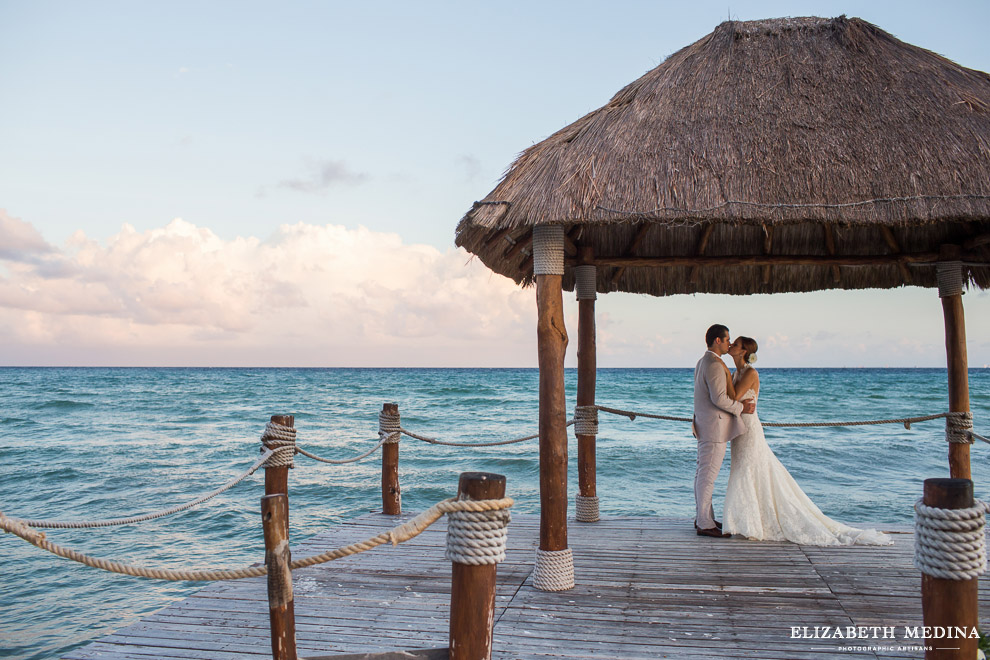 Viceroy Riviera Maya Destination Wedding Elizabeth Medina 038 2 Beach Fiesta Kelsey And Guillermo