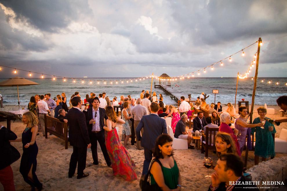 Viceroy Riviera Maya Destination Wedding Elizabeth Medina 044 2 Beach Fiesta Kelsey And Guillermo