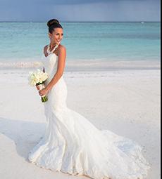 Akumal Wedding, Dominique and Landon, Secrets Akumal Resort